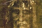 face on the turin shroud