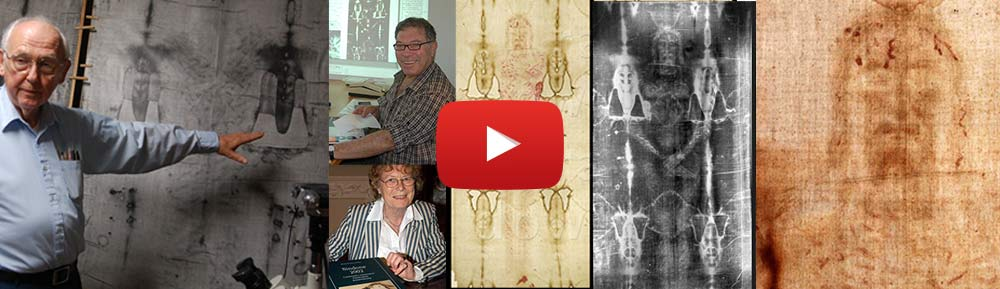 turin shroud with youtube link